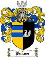 Bonner Coat of Arms - English
