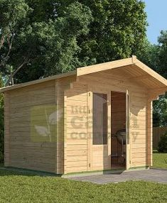 "Micro Log Cabin x ""Faversham"" Cedar Cabin, Camping Pod, Simple Shed, Window Sizes, Bedroom Size, Tiny House Cabin, Little Cabin, Lodges, Wire"