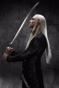 #LeePace as King Thranduil