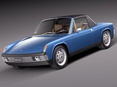 Porsche 914 1969