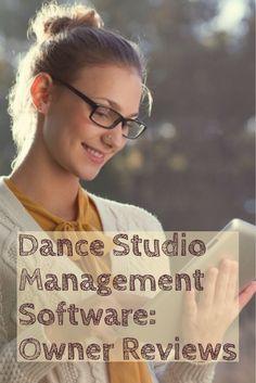 Dance Studio Management Software: Owner Reviews