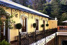 Hotel Villa Maria Cristina, Guanajuato, Guanajuato - En la bella calle de la Presa de la Olla.
