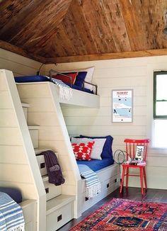 multifunctional bunk beds