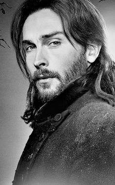 Tom Mison as Ichabod Crane -Sleepy Hollow