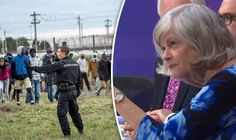 FORMER Tory MP Ann Widdecombe launched a scathing attack on the French government for failing to properly process and aid refugees and migrants seeking to enter Britain.