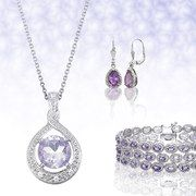 Take a look at the Glittering Gemstones: Jewelry event on #zulily today!