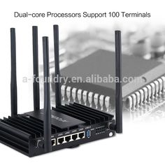 Source AFOUNDRY EW1200 1200Mbps Dual Band Wireless AC Gigabit Router x 6 5dBi External Onmi Ant on m.alibaba.com