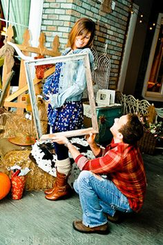 country cowboy chic baby shower pregnant country couple photo idea!!