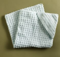 Baby Popcorn Afghan Pattern (Crochet)