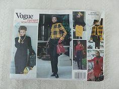 Image result for career wardrobe vogue patterns