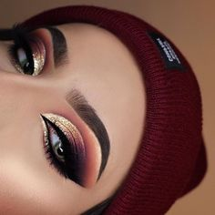 Gorgeous Makeup: Tips and Tricks With Eye Makeup and Eyeshadow – Makeup Design Ideas Cute Makeup, Glam Makeup, Gorgeous Makeup, Skin Makeup, Makeup Inspo, Eyeshadow Makeup, Makeup Inspiration, Eyeshadow Palette, Fancy Makeup