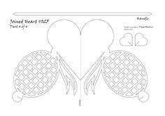 bow heart 025 pattern 4