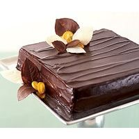 Double Chocolate Orange Torte by Better Homes and Gardens