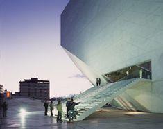 Casa da Musica,© Philippe Ruault