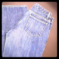 Paper Denim and cloth jeans Straight leg Paper denim and cloth Jeans Straight Leg