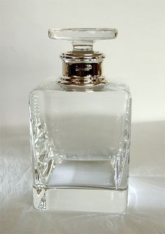 Sterling Silver Mounted Whisky Decanter | Distinctly Silver | £179.99