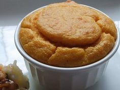 Carrot Pudding Souffle Recipe by Joann Carrot Pudding, A Food, Food And Drink, Food News, Souffle Recipes, Sweet Carrot, Microwave Recipes, Side Dish Recipes, Recipe Using