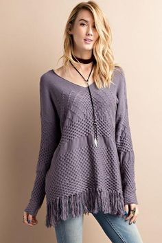West 4th Sweater - Bungalow 123 - 3