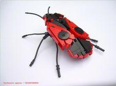 Pyrrhocoris apterus * TRANSFORMER a | ReBrick | From LEGO Fan To LEGO Fan