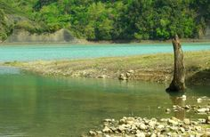 Pournari Artificial lake Arta Epirus