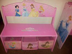 Princess bench
