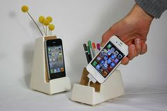 stak ceramics iphone charger http://craftysupermarket.wordpress.com/2013-holiday-crafters/
