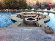 photos of pools in texas | Custom Feature and Inground Swimming Pools and SPAs by Direct Pools