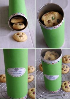 10 Awesome Ways to Repurpose Pringles Cans - DIY Craft Projects
