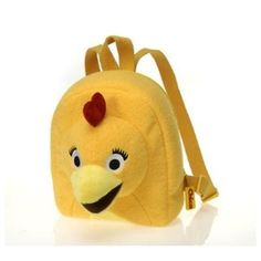 This Chica Backpack is the perfect size for your preschooler.