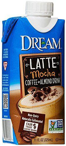 Dream Dairy-Free Latte Case of - Mocha - 11 oz - 12 Count >>> For more information, visit image link.