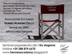 Taranto - Parte la sessione estiva dei seminari di scrittura e teatro