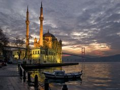 The Bosphorus, Turkey