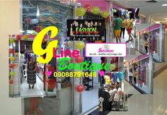 GLine GShoppe is your shopping venue where you can find budget friendly yet fashionable and up to date fashion items from casuals to elegant clothing.