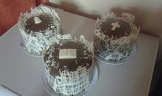 Confirmation cakes #mickeyandnicky