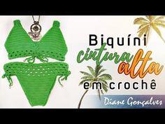 BIQUINI CINTURA ALTA (PARTE DE BAIXO )DIANE GONÇALVES - YouTube