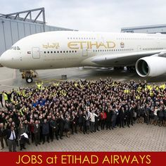"""Jobs at Etihad Airways. Any nationality can apply. Apply at http://www.99break.com/job/jobs-at-etihad-airways-uae-jun17  FREE Direct Recruitment. Never pay money to agents. Happy safe job hunting.  Get daily whatsapp JOB UPDATES on your phone for FREE. Whatsapp """"Job Updates"""" to 00971563705772 #welove2promote #digitalproducts #software #makemoneyonline #workfromhome #ebooks #arts #entertainment #bettingsystems #business #investing #computers #internet #cooking #food #wine #ebusiness…"""
