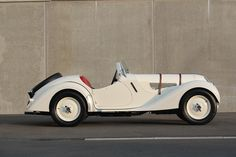 BMW 328. 1936
