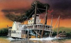 The legend of the Steamboat Arabia is a blend of two stories. One begins many years ago on the West bank of the Mississippi River in the bustling waterfront of St. Louis, Missouri. It was here, in the year 1856, over 200 tons of winters supplies was loaded aboard the Arabia for delivery to the …