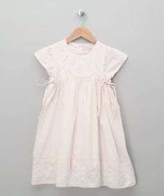Take a look at this Pink Frances Dress - Infant, Toddler & Girls by Powell Craft on #zulily today!
