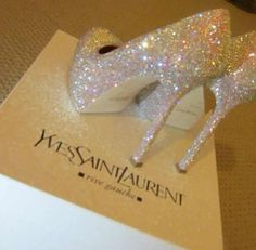 YLS wedding shoes