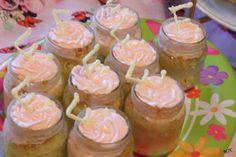 Melissa's Cuisine: Baby Cakes in a Jar