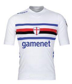 @Sampdoria Maglia Gara Away 14/15 #9ine