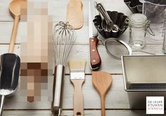 Wat voor keukenproduct hebben wij 'geblurred' op de foto?