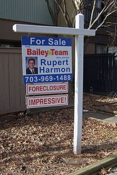 Buying a foreclosure with no money down