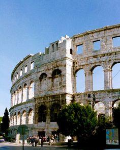 Nicht Rom sondern Pula, Istrien