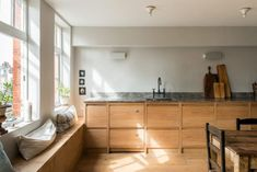 The Househunter: Converted Schoolhouse - Mad About The House