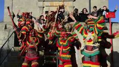 Chocalhando - Caretos de Podence--sights and sounds of Portugal's Celtic Carnivale