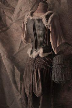 "Aski kataski 2013-14 A/W collection ""La forêt Charbonnière"""