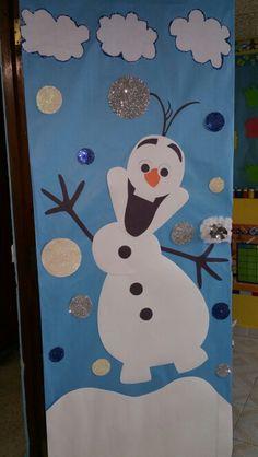 24 mejores im genes de colegio puertas decoradas puertas for Puertas decoradas navidad colegio