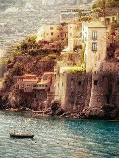 The Infinite Gallery : Amalfi Coast, Italy